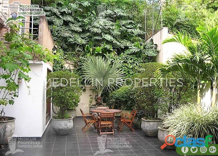 Apartamentos Amoblados en Alquiler Medellín Cód: 4187