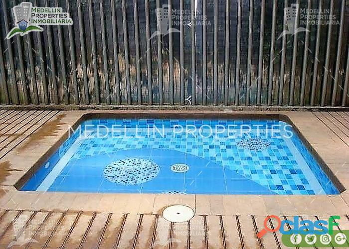 Apartamentos Amoblados en Alquiler Medellín Cód: 4189