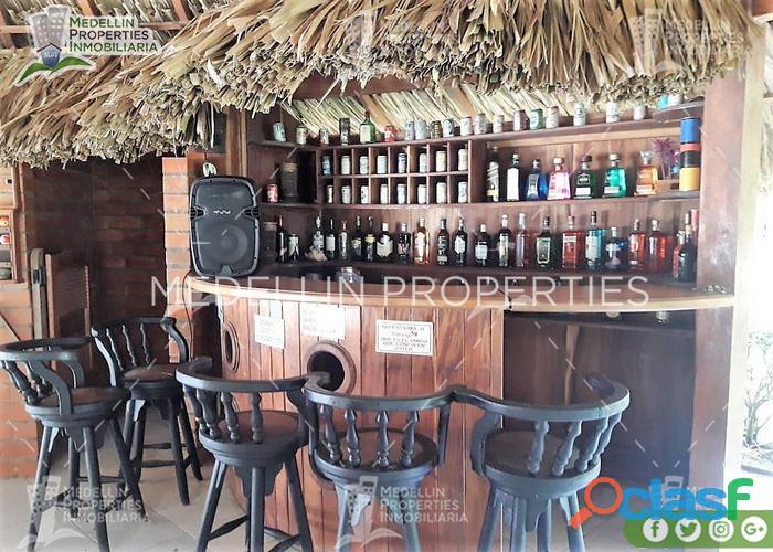 Casa Finca Amoblada en Santa Fe de Antioquia Cod: 5005