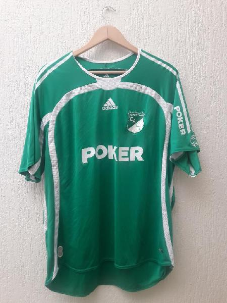 Camiseta Deportivo Cali Xl Futbol Adidas