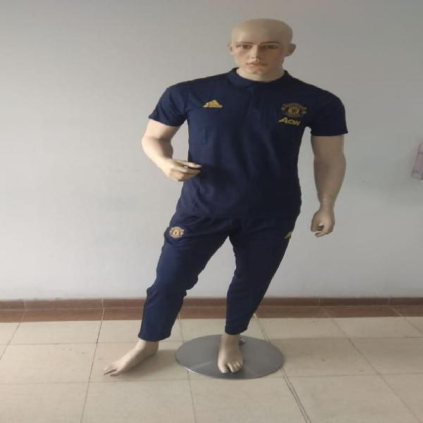 Camiseta Y Pantalon Manchester United