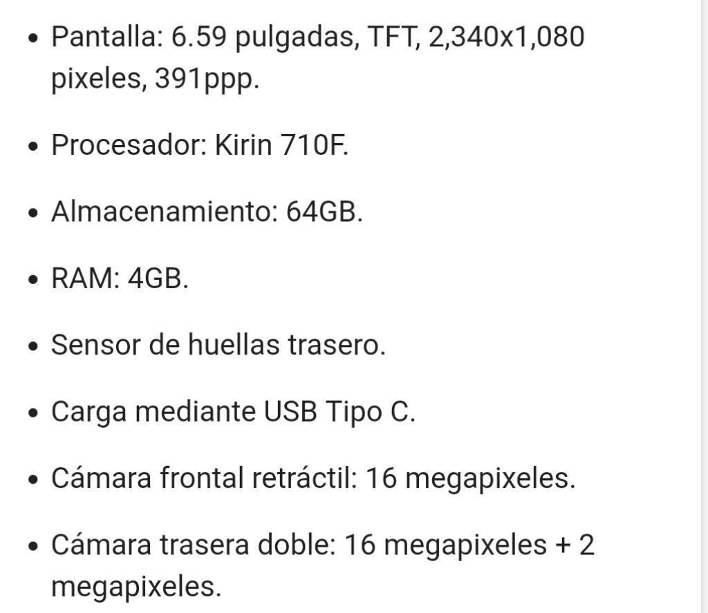 Celular Se Vende O Se Cambia X Play 3