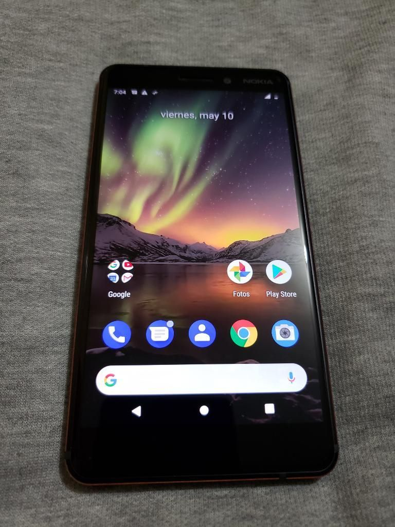 Nokia 6.1 Vendo Cambio 32gb Como Nuevo
