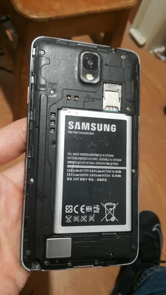 Repuestos Galaxy Note 3 Smn