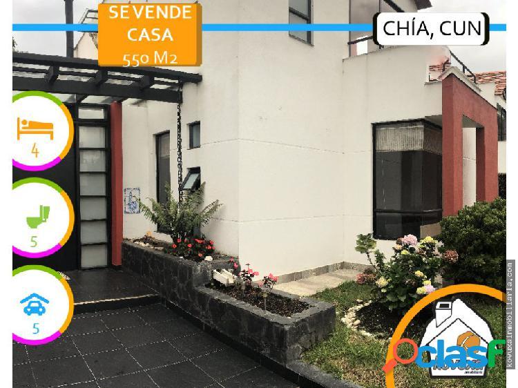 Se vende Casa en Chía