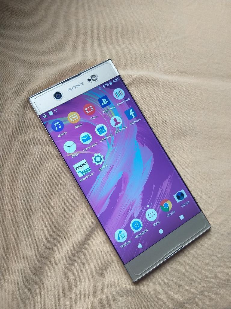 Sony Xperia Xa1 Ultra Vendo O Cambio