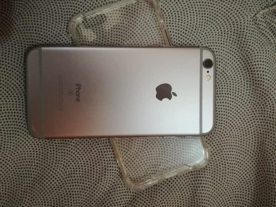 Vendo iPhone 6S de 128 Gb