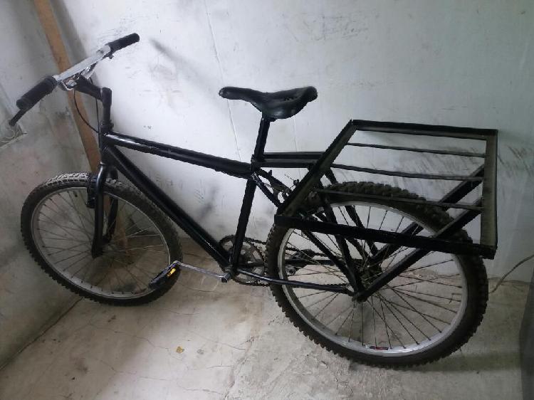 Bicicleta Rin 24 con Parrilla