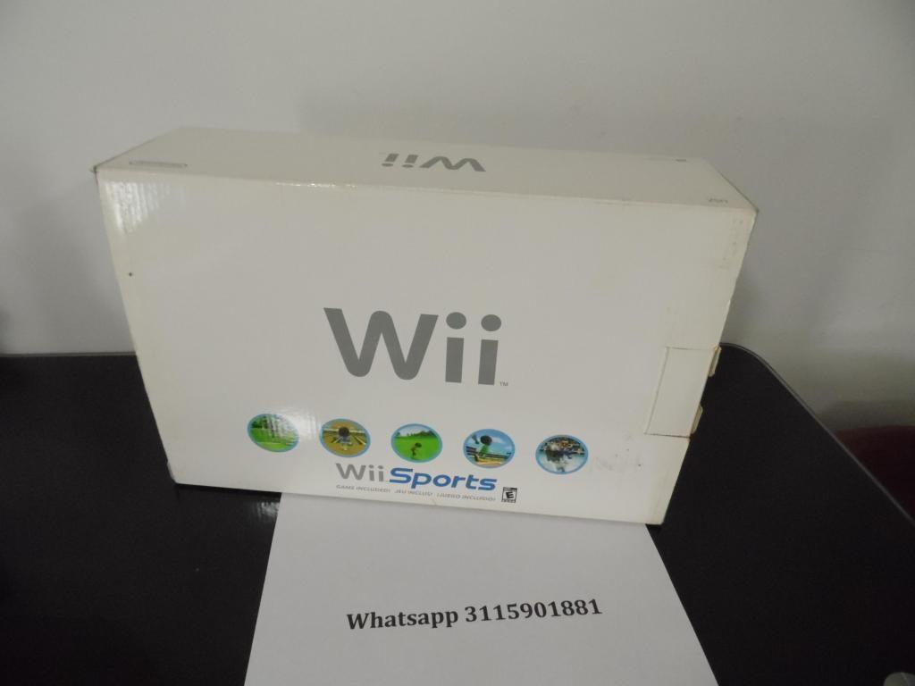Cambio por celular o vendo Bonita consola Nintendo wii En