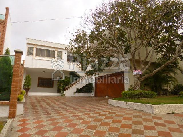 Casas en Venta en Barranquilla Ciudad Jardin Edificio