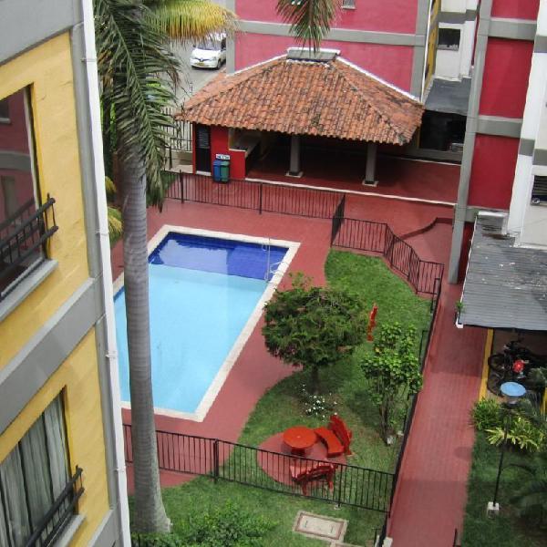 Cod. VBKWC-10403414 Apartamento En Venta En Cali Las Ceibas