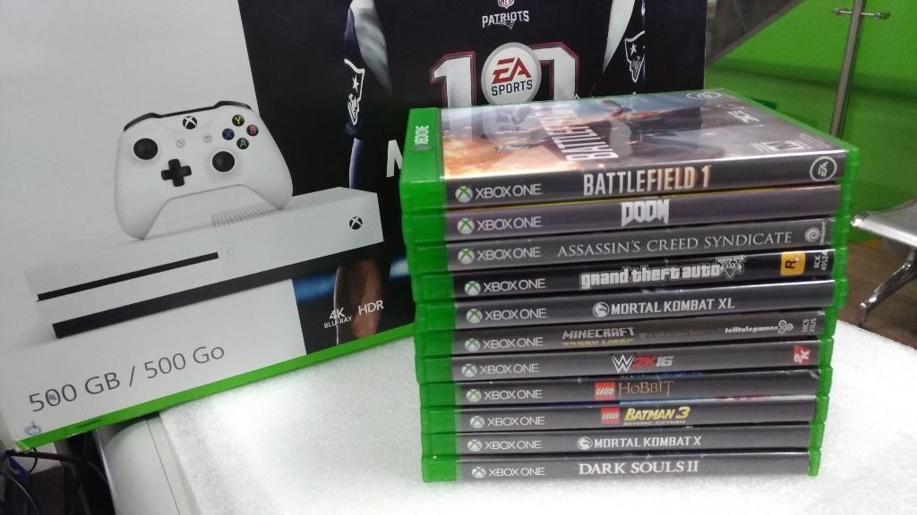Juegos Xbox One Perfectos