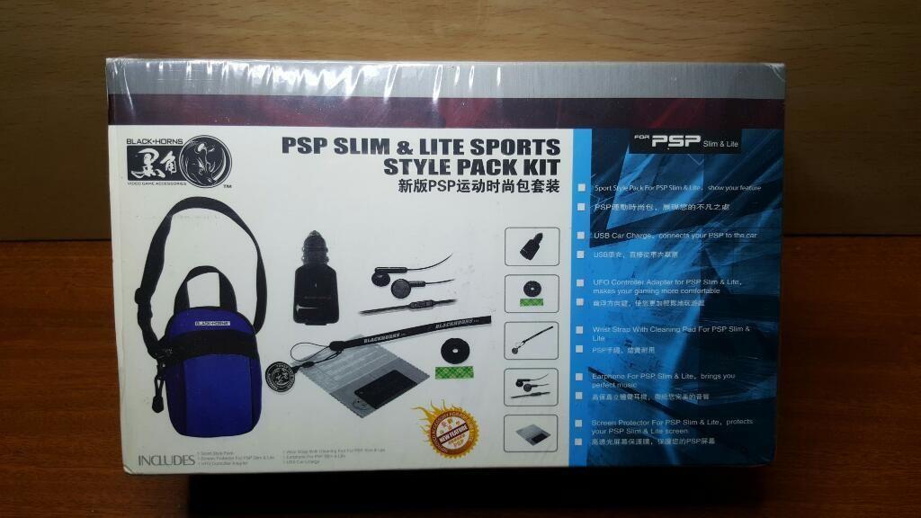 Kit para Psp Slim Y Lite