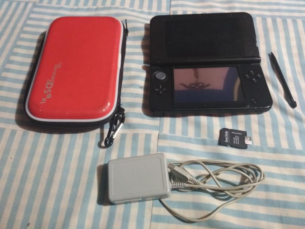 Nintendo 3ds Xl Programada - 32gb