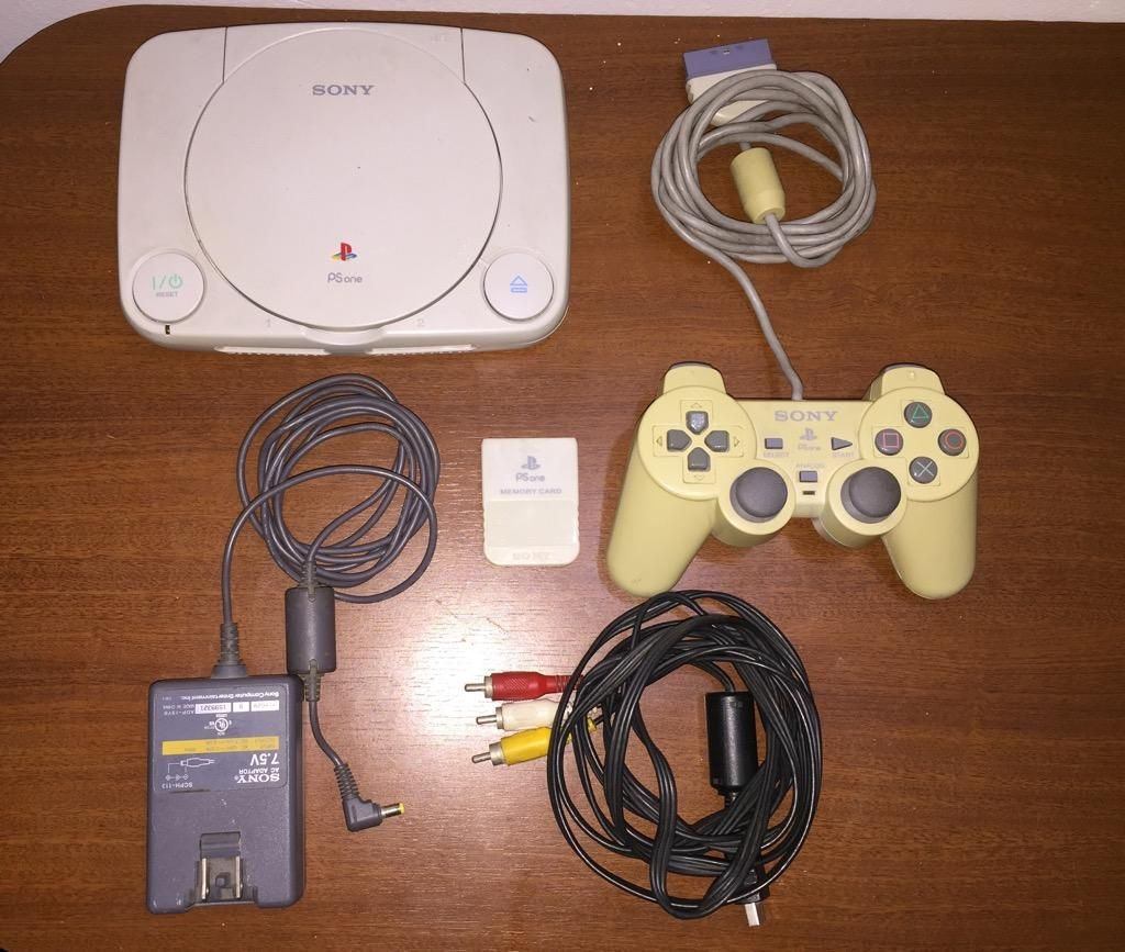 Ps One 1 Control Y Memory Card