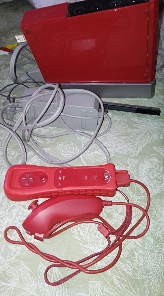 Se Vende Wii en Perfecto Estado