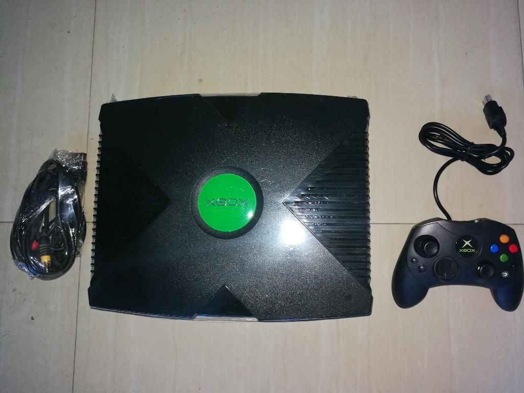 Xbox Clasico Excelente