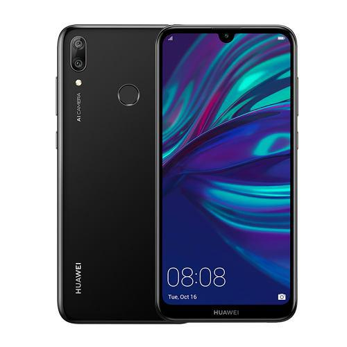 Celular Libre Huawei Y7 3gb Black Ds 13mp/8mp 4g 2019