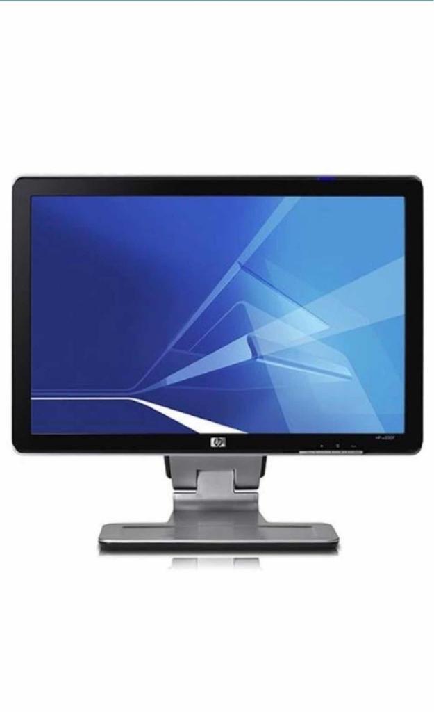 Monitor Hp ' Lcd