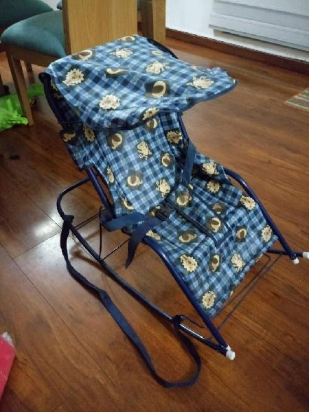 Silla Mesedora para Bebé