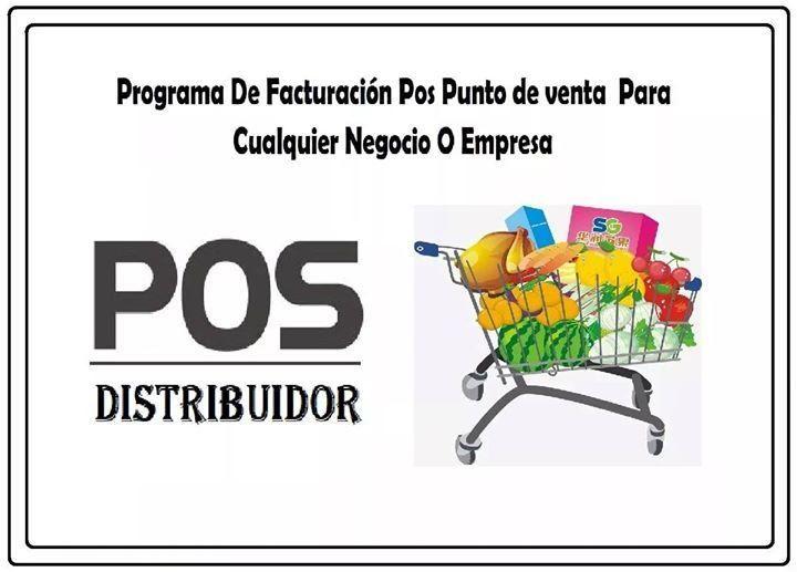 Software Facturacion Pos Tienda Abarrotes Supermercado