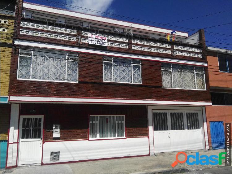 Vendo amplia casa barrio Inglés