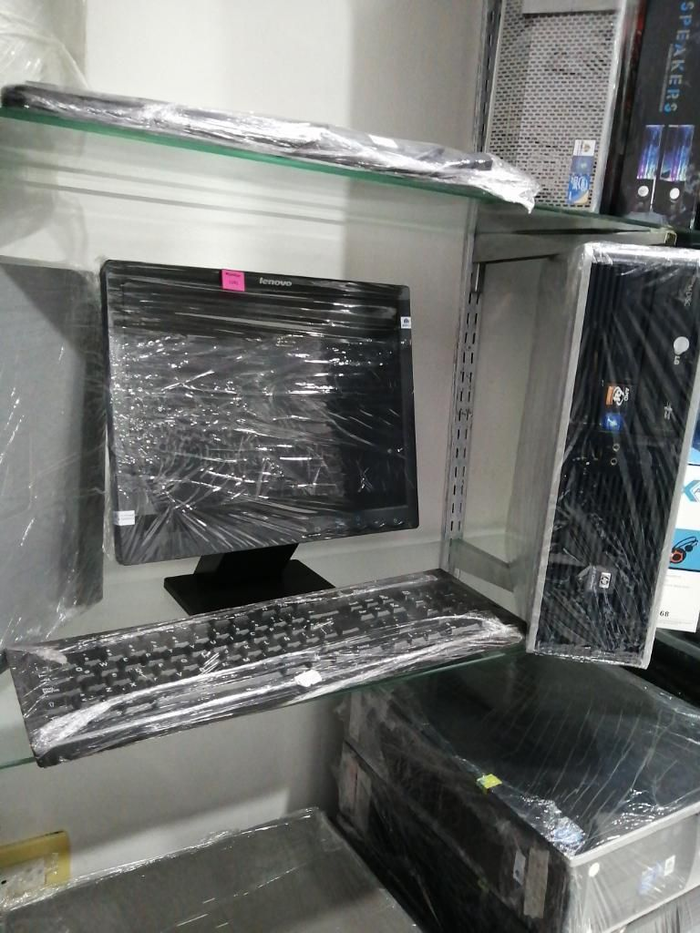 Venta de Computador Completo Marca Hp