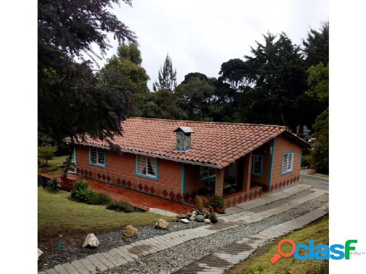 Venta de finca en Santa Elena vereda el Plan.
