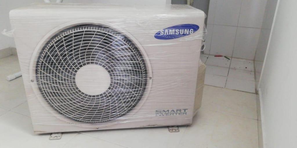Aire Acondicionado Samsung Inverter  btu 220 voltios