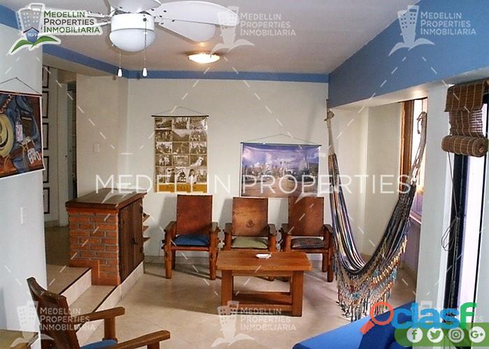 Apartamentos Amoblados Baratos en Medellín Cód: 4115