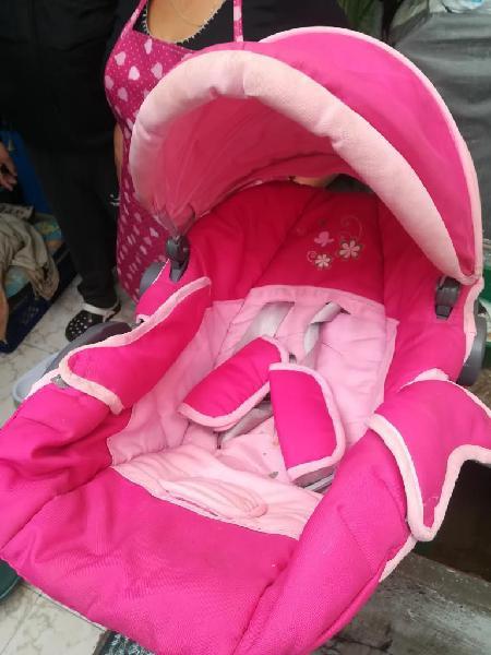 Coche de Bebé con Silla para El Carro