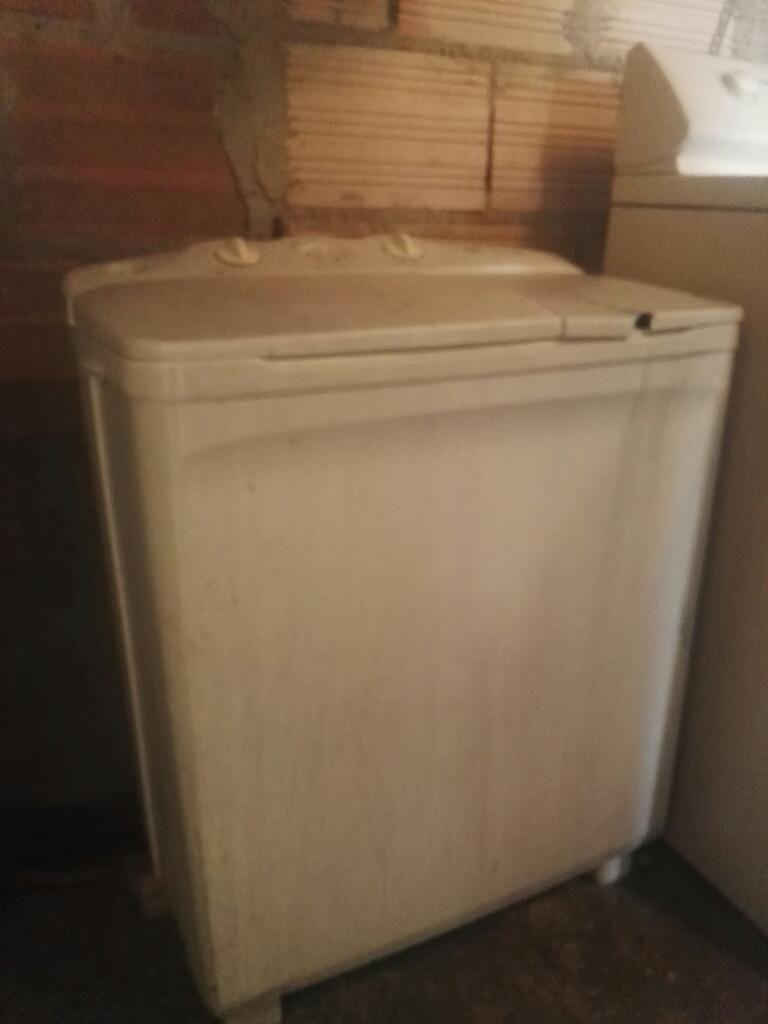 Lavadora Semi Automática Tiene Su Defect