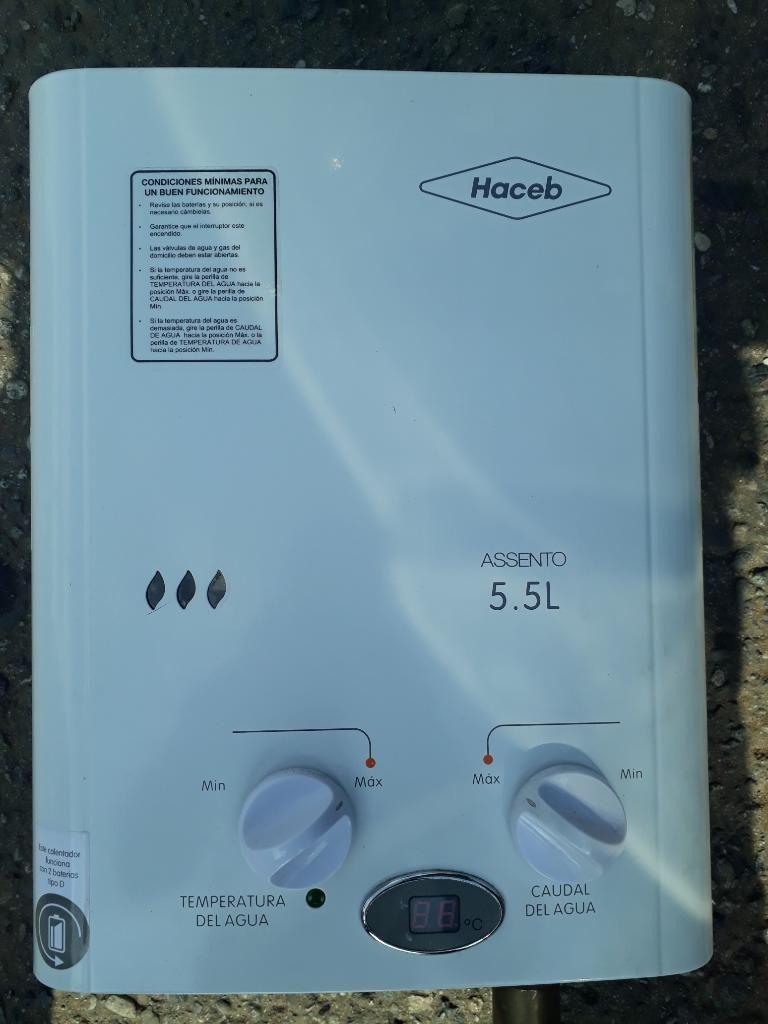 Vendo Calentador Haceb 1 Mes de Uso