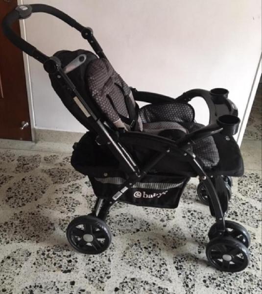 Vendo moderno coche para bebe marca Ebaby ¡OPTIMAS