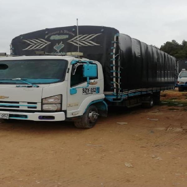 Camion Chevrolet Frr 2012