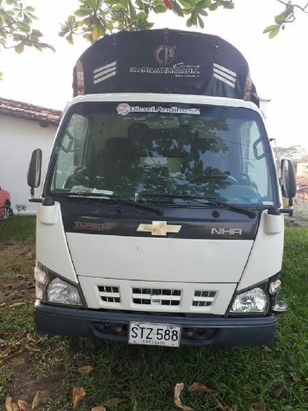 Camion Nhr Mod 2012