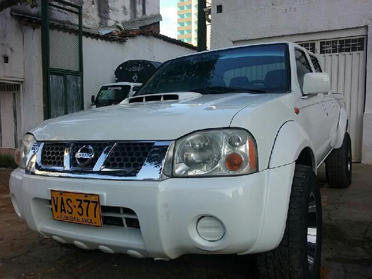 Nissan Frontier 2013 4x4 Diésel X Npr Nk