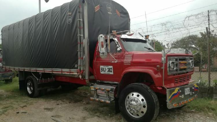 Vendo Camion Estacas Chevrolet C70