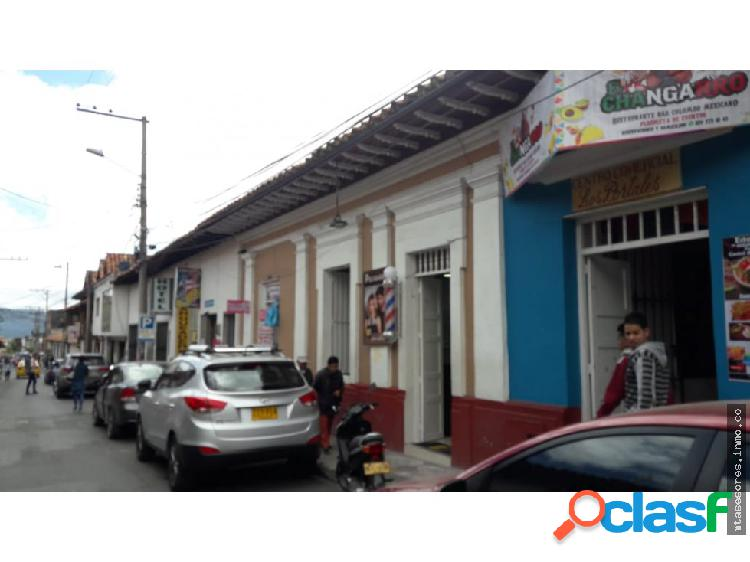 ARRIENDO LOCAL COMERCIAL EN ZIPAQUIRA