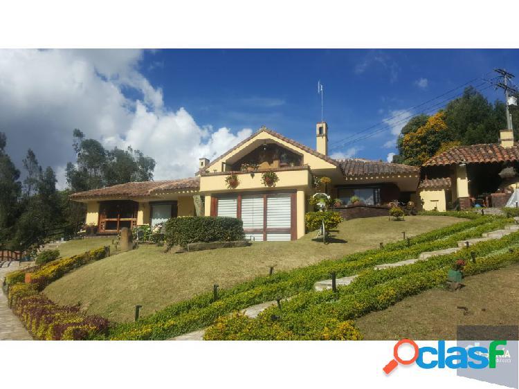 Casa en Venta en La Calera Cundinamarca