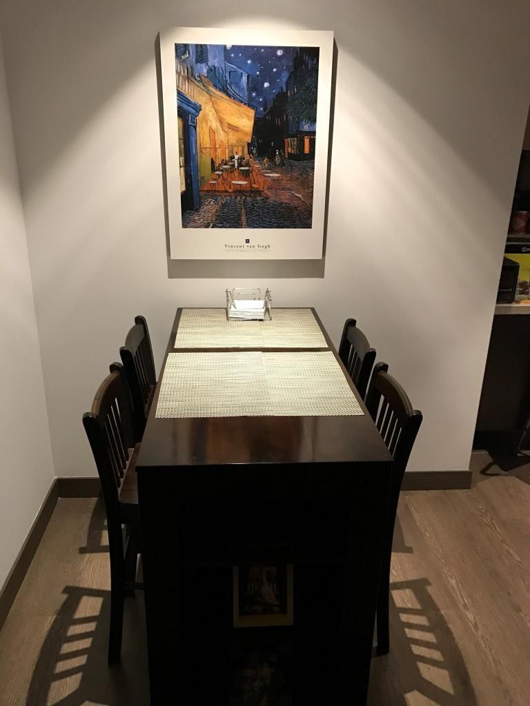 Comedor 4 puestos para apartamentos pequeños   Posot Class
