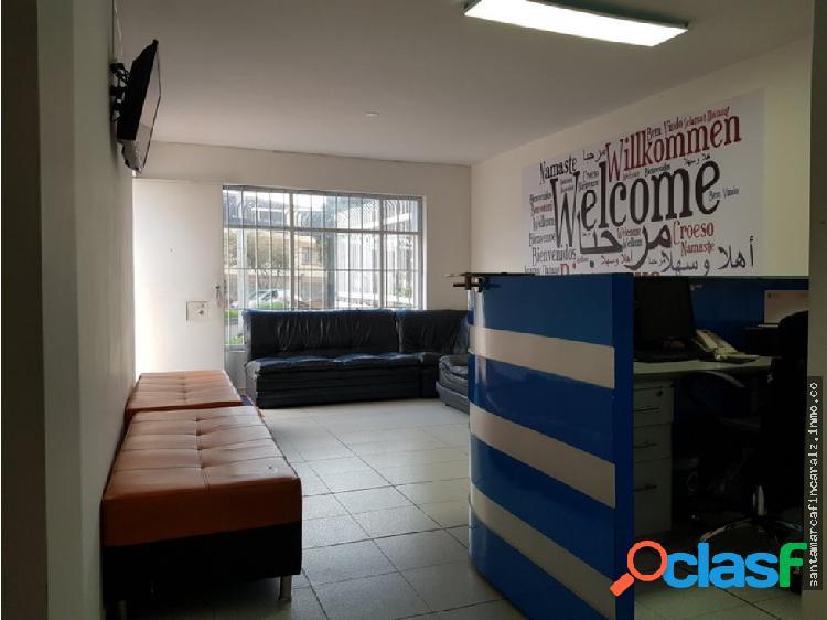 Venta casa de oficinas Barrio San Felipe Chapinero