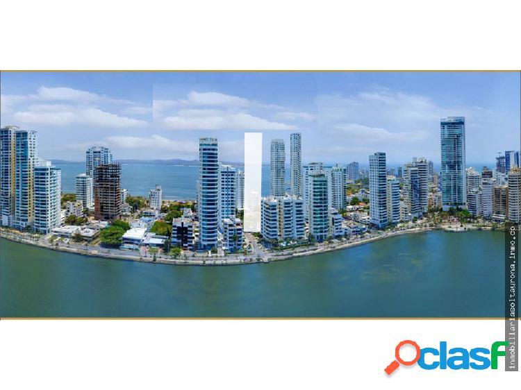 Venta de apartamentos vista al mar Cartagena