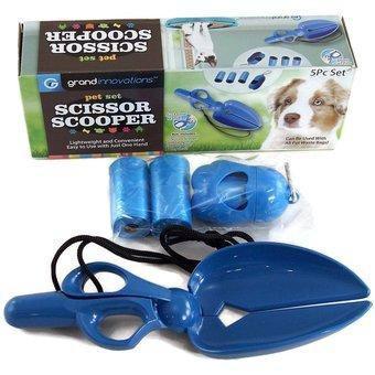 Recogedor de residuos para mascotas Pet Set Scissor Scooper