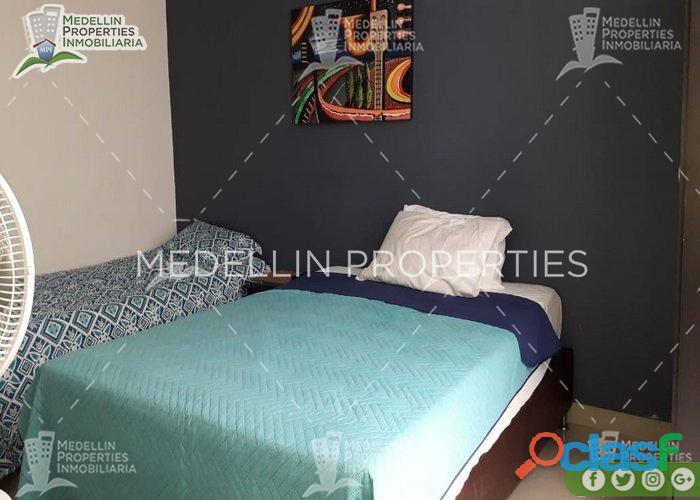 Apartamentos Amoblados por dias en Medellín Cód: 4825...