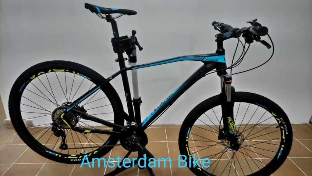 Bicicleta Optimus Tucana Rin