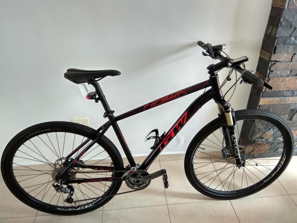 Bicicleta montañera GW Hawk Rin 29 más Accesorios