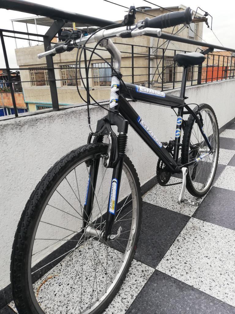 Hermosa Bici Todo Terreno Como Nueva