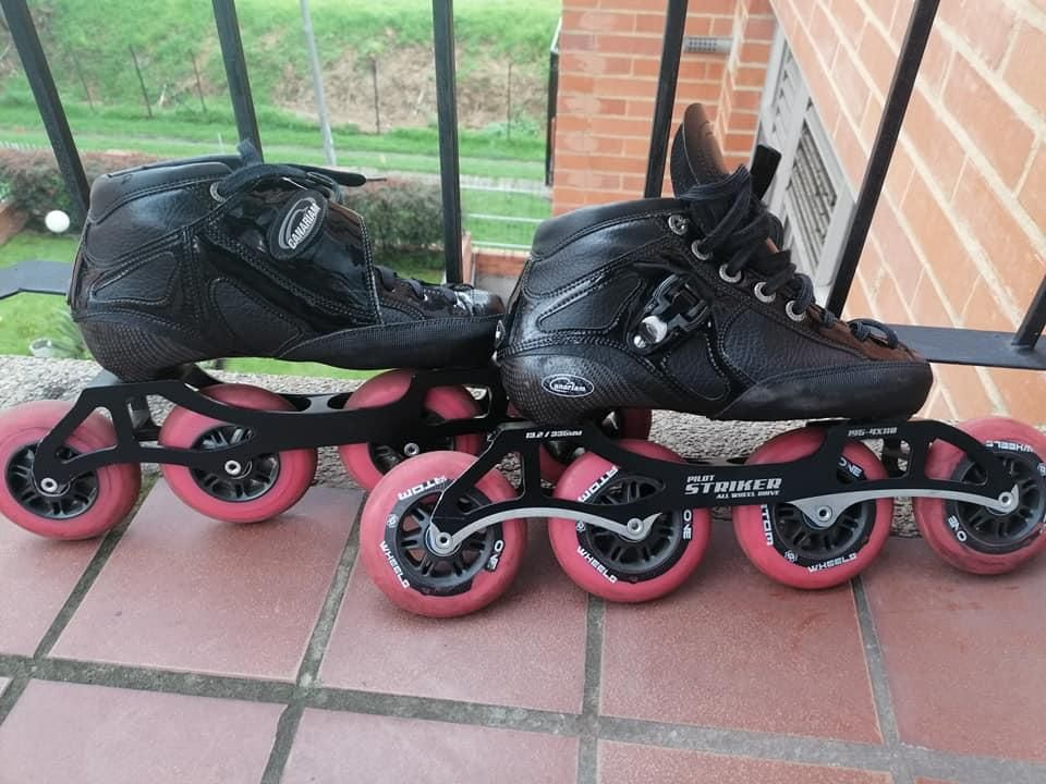 SE VENDEN PATINES PROFESIONALES