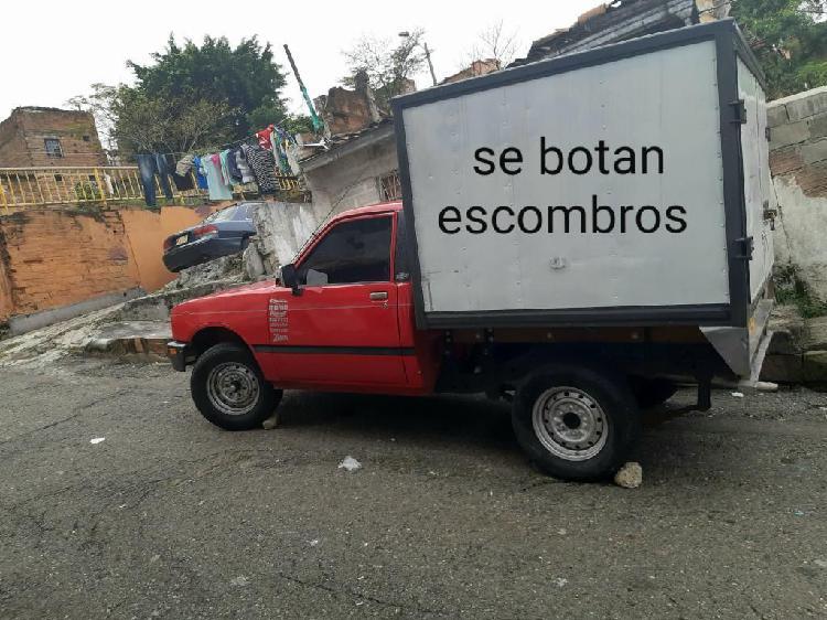 Acarreos Y Escombros en Medellín